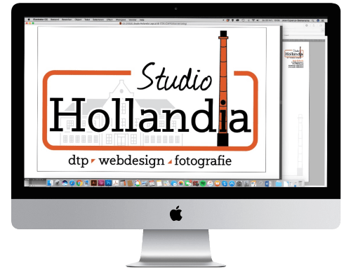 Studio Hollandia - DTP, webdesign en fotografie